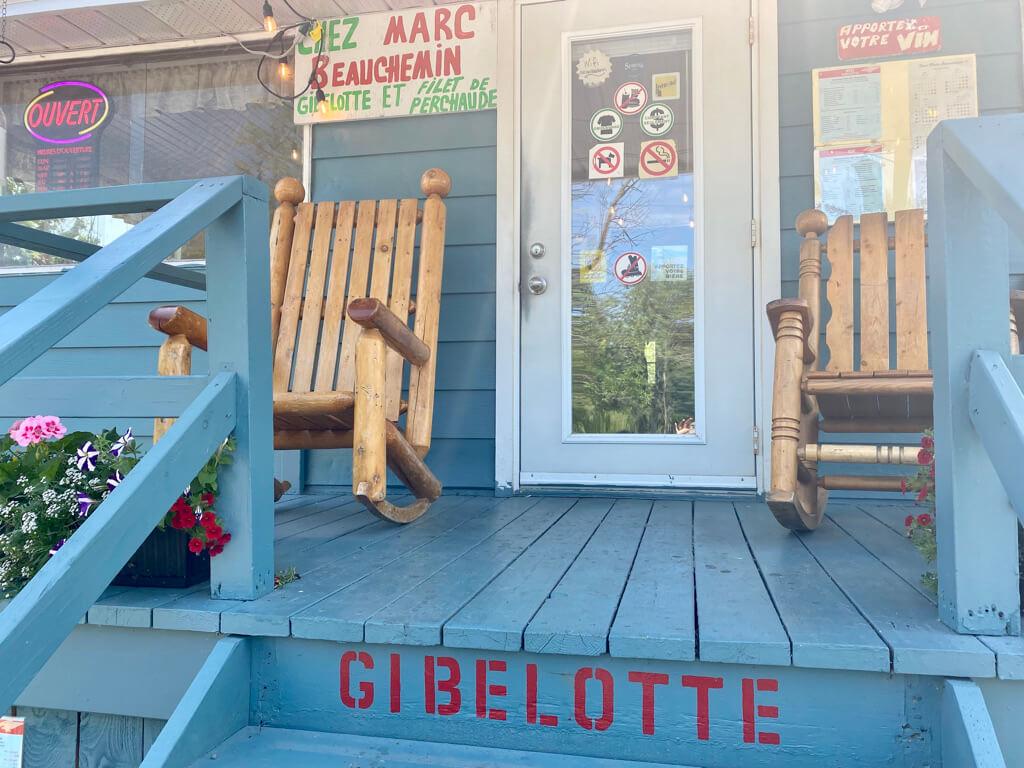 Gibelotte de Sorel Chez Marc Bellemare