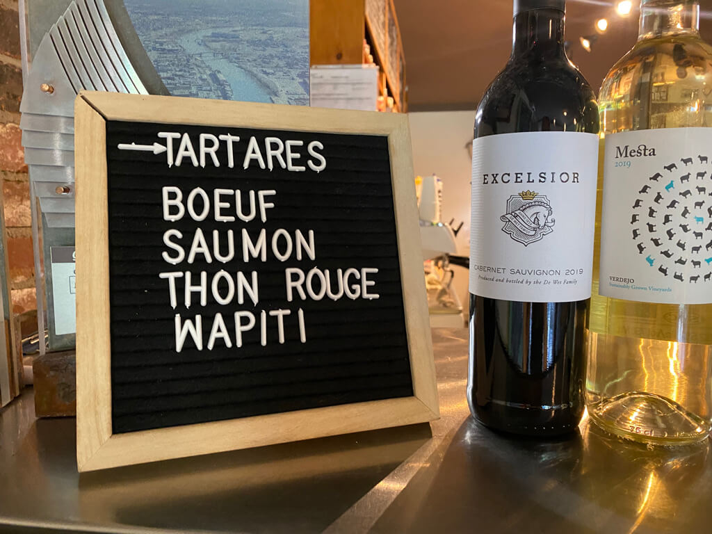 Restaurant Ecluse no10 Canal Saint-Ours