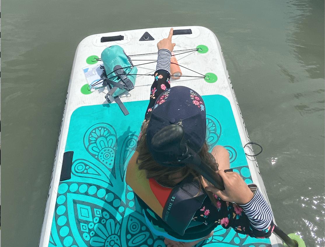 Passion Planches Planche à pagaie Sorel en famille