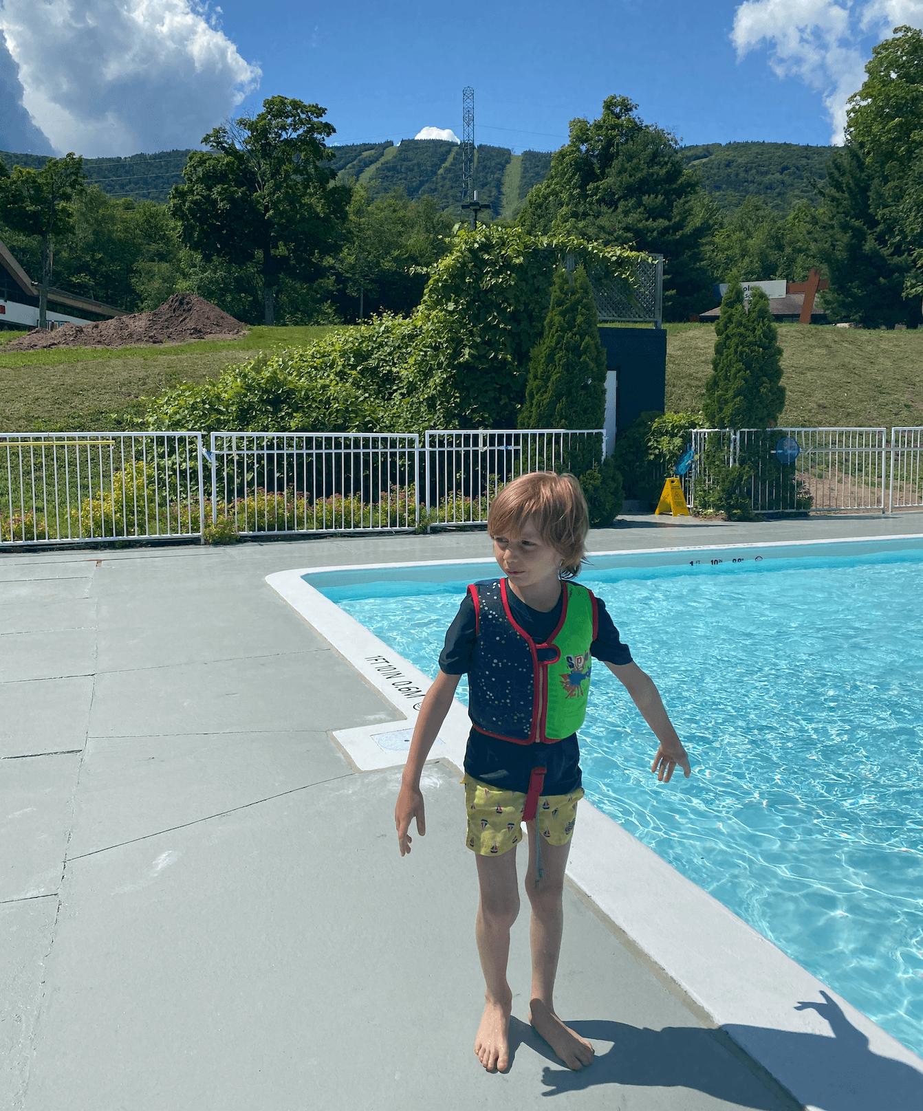 Delta Mont-Saint-Anne hôtel en famille